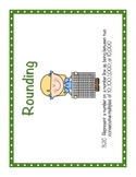 Rounding and Number Lines