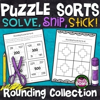 Place Value and Rounding Bundle