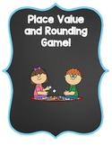 Place Value and Rounding Game!