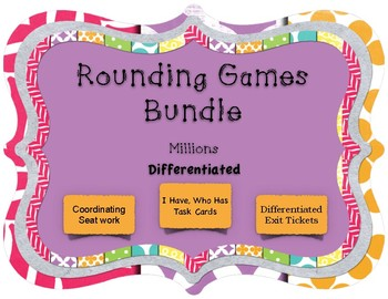 Rounding Games Bundle - Millions {Differentiated}
