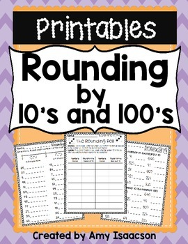 Rounding by 10's and 100's