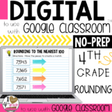 Rounding for Google Classroom Distance Learning