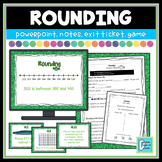 Rounding PowerPoint Lesson and Game