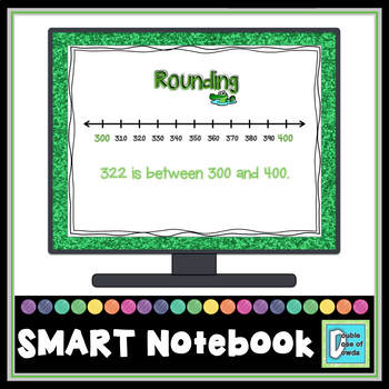 Rounding Bundle for SMART Notebook