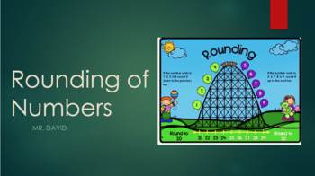 Rounding of Numbers
