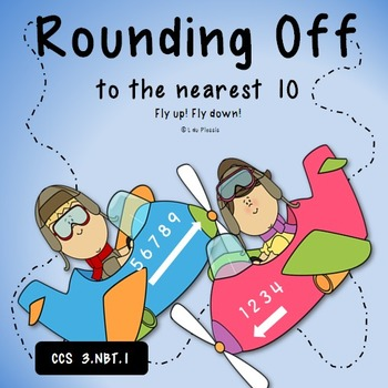 Rounding to the nearest 10 PowerPoint & Worksheets