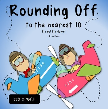 Rounding off to the nearest 10 and 100 {PowerPoints & Worksheets Bundle}