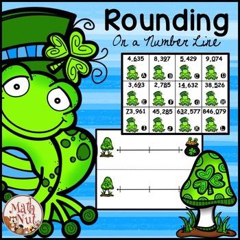 St. Patrick's Day Math: Rounding