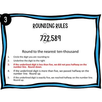 Rounding Lesson