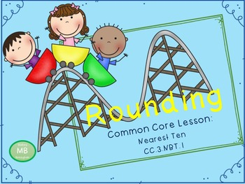 Rounding to 10 Lesson