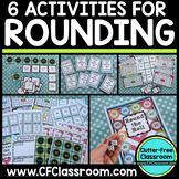 Rounding Numbers | Rounding Games | Rounding Activities |