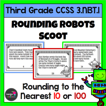 Rounding to 10 and 100 Scoot