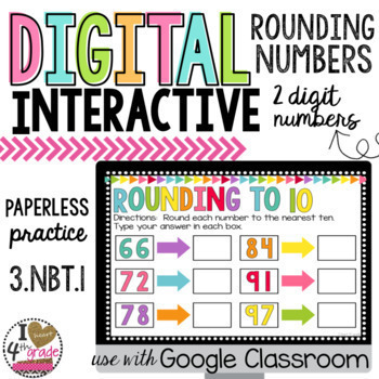 Rounding to 10 for Google Classroom