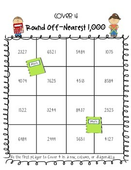 Rounding Game for Centers