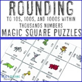 Rounding Games | Rounding to the Nearest 10 and 100 and 10