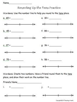 Rounding to Add Unit
