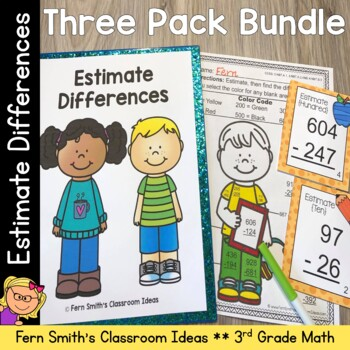 Rounding to Estimate Differences Bundle
