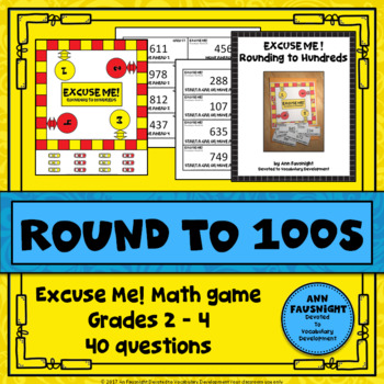 Rounding to Hundreds Game
