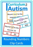 Rounding to Nearest 10, 100, 1000  Autism Special Education