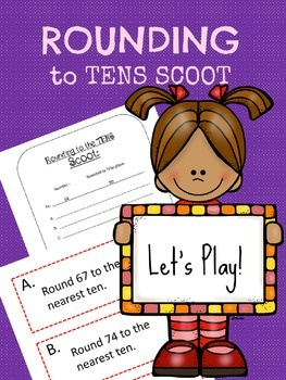 Rounding to TENS Scoot