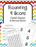 Rounding to Tens Game  4 Score