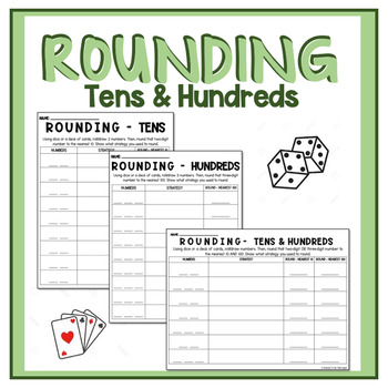 rounding to tens and hundreds center worksheets by emptied to be filled again. Black Bedroom Furniture Sets. Home Design Ideas
