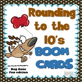Rounding to the 10's Boom Cards