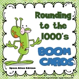 Rounding to the 1000's