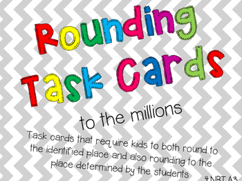 Rounding to the Millions
