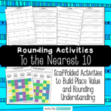 Rounding Numbers Activities and Practice - Rounding to the Nearest 10
