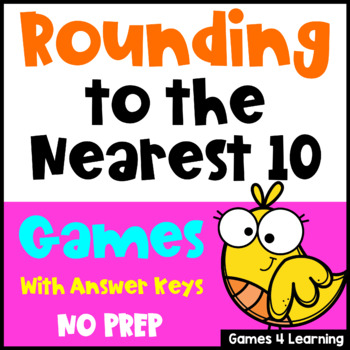 Rounding Games: Rounding to the Nearest 10