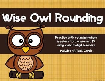 Rounding to the Nearest 10 {Owl}