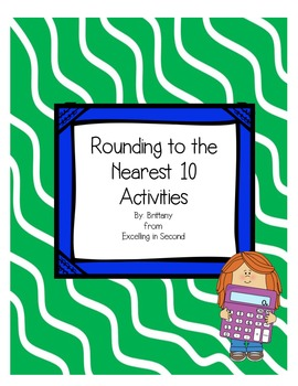 Rounding to the Nearest 10 Activities