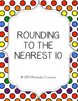 Rounding to the Nearest 10 Packet