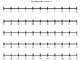 Rounding to the Nearest 10 Practice with Number lines