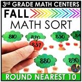 Rounding to the Nearest 10 September Math Center