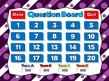 Rounding to the Nearest 10 - Student vs. Student PPT Game