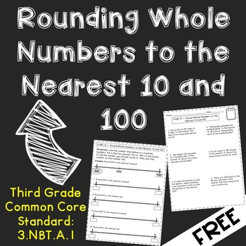 Free Rounding to the Nearest 10 and 100