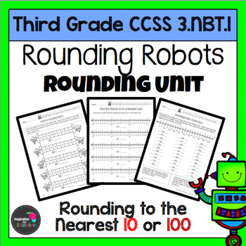 Rounding to the Nearest 10 and 100 Unit
