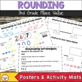 Rounding Posters and Activities to the Nearest 10 and 100
