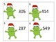 Rounding to the Nearest 10 or 100 Center ---Christmas Frogs