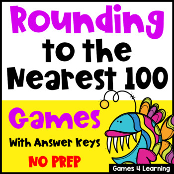 Rounding Games: Rounding to the Nearest 100