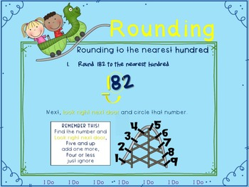 Rounding to the Nearest Hundred Lesson