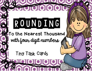 Rounding to the Nearest Thousand with Four Digit Numbers