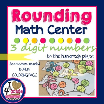 Rounding to the nearest 100 MATH CENTER