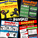 Rounding using Number Lines: A Bundle of Activities!
