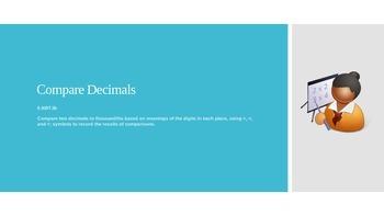 5.NBT.3b Rounding with Decimals