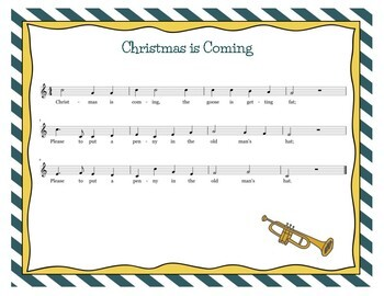 FREE PRINTABLE! Rounds for Chorus or General Music - Songbook Sample