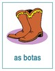 Roupa (Clothing in Portuguese) Posters