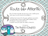 Route 66: Amarillo Math Task Cards with Extensions
